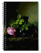Dark Vases Spiral Notebook