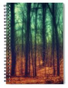 Dark Woods Spiral Notebook