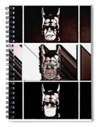 Darkbat Spiral Notebook