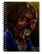 Darkman Spiral Notebook