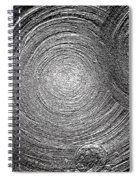 Darkness Without End Spiral Notebook