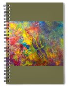 Darling Dragonfly Spiral Notebook