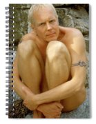 Darrell B. 4 Spiral Notebook