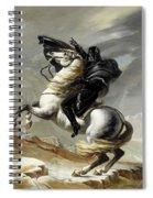 Darth Bonaparte Spiral Notebook