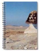 Darth Sphinx 2 Spiral Notebook