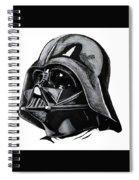 Darth Vader Spiral Notebook