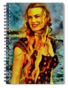 Daryl Hannah Collection - 1 Spiral Notebook