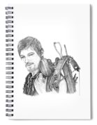 Daryl  Spiral Notebook