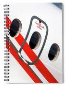 Dassault Falcon 900ex 1 Spiral Notebook
