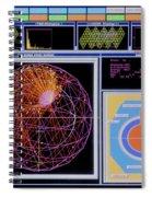 Data Capture, Sudbury Neutrino Spiral Notebook