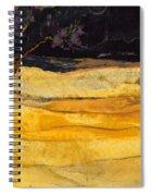 Date In The Night Spiral Notebook