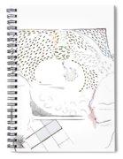 Date Spiral Notebook