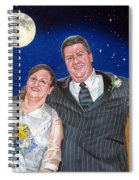 Dave And Sue Spiral Notebook