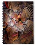 Davinci's Musings Spiral Notebook