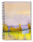 Dawn 11 Spiral Notebook