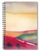 Dawn 12 Spiral Notebook