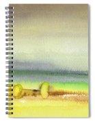 Dawn 13 Spiral Notebook