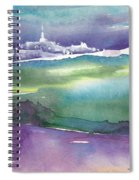 Dawn 14 Spiral Notebook
