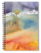 Dawn 15 Spiral Notebook