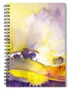 Dawn 16 Spiral Notebook