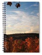 Dawn At Algonquin Park Canada Spiral Notebook