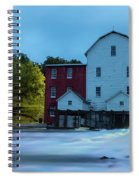 Dawn At Phelps Mill Spiral Notebook