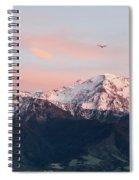 Dawn Flight Spiral Notebook