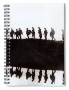 Dawn March Spiral Notebook