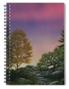 Dawn Of Day Spiral Notebook
