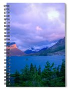 Dawn On St. Mary Spiral Notebook