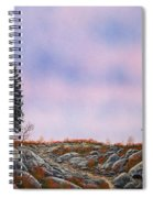 Dawn Pacific Crest Trail Spiral Notebook