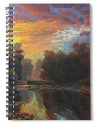 Dawn Spiral Notebook
