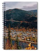 Dawson City - Yukon Spiral Notebook
