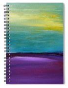 Day And Night Spiral Notebook
