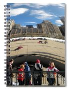 Day At The Park Spiral Notebook