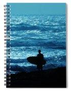 Day Break Ride Spiral Notebook