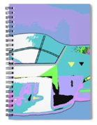 Day Flight Spiral Notebook