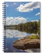 Day Of September Spiral Notebook