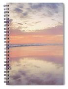Daybreak In Paradise Spiral Notebook