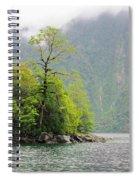 Daybreak Spiral Notebook