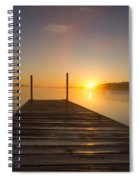 Daybreak Spiral Notebook