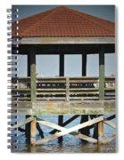 Daydream Gazebo Spiral Notebook
