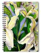 Daylilies 2 Spiral Notebook