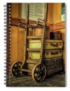 Days Away Spiral Notebook