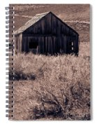 Days Long Gone Spiral Notebook