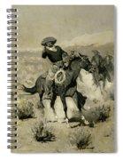 Days On The Range Spiral Notebook
