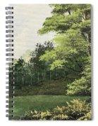Daytime Color Spiral Notebook