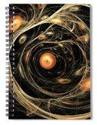 Dazhbog Spiral Notebook