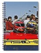 Db119 Spiral Notebook