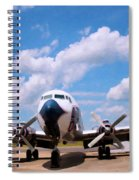 Dc 7 Spiral Notebook